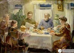 Семья — величайшая ценность. Жаль, нынешнее поколение это слабо осознаёт...